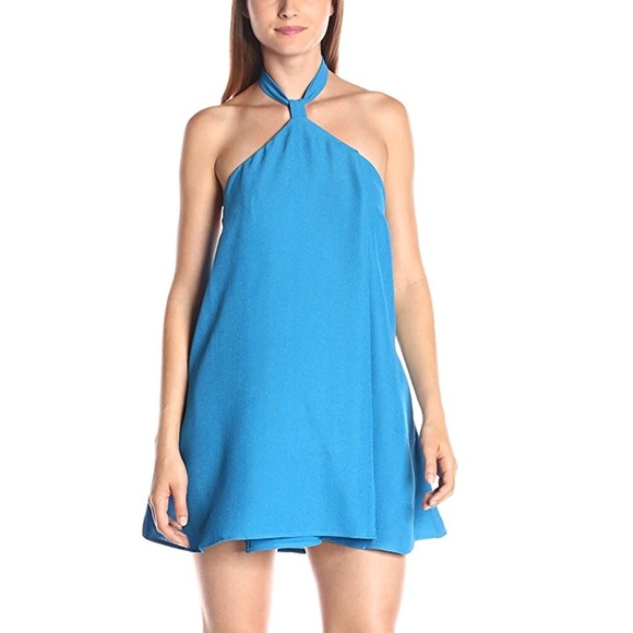 Sale Footlocker Pictures Outlet Excellent Elowen Dress in Blue Lucca Couture Sale Enjoy D7C486v